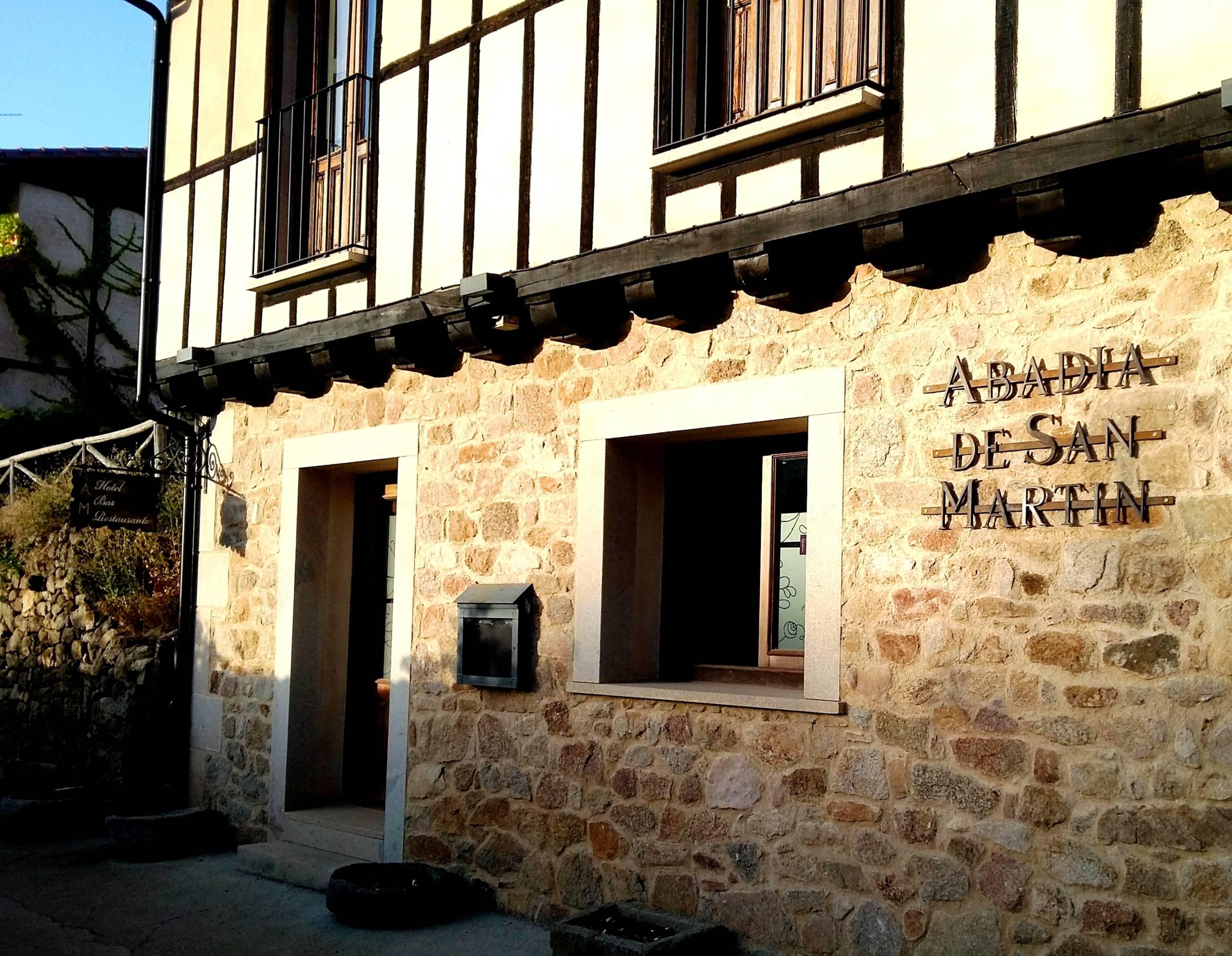 Abadía de San Martín - Hotel Rural